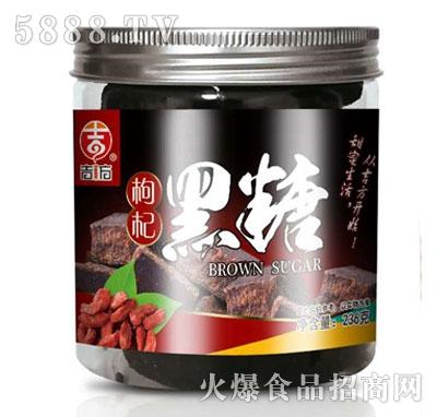吉方枸杞黑糖236g产品图