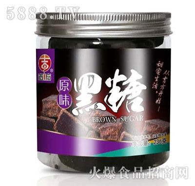 吉方原味黑糖236g产品图