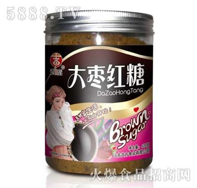 吉方大枣红糖420g产品图