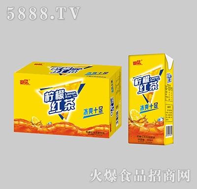 好梦柠檬红茶风味饮品250ml