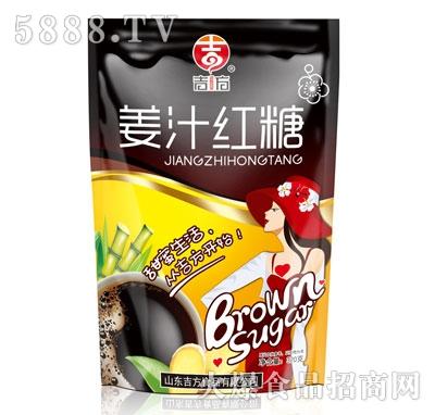吉方姜汁红糖320g产品图