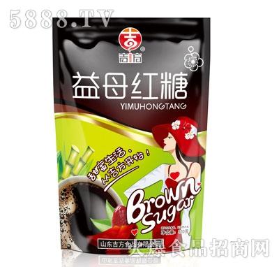 吉方益母红糖320g产品图