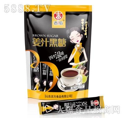 吉方姜汁黑糖338克