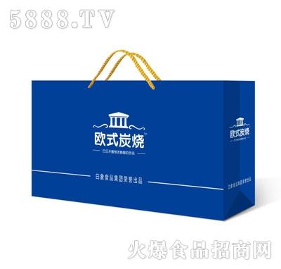 白象欧式炭烧酸奶(袋)