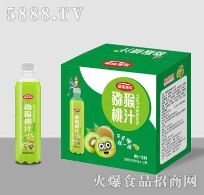 摇摇潮饮猕猴桃汁480mlX15瓶