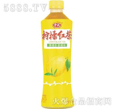 中沃果味茶柠檬红茶530ml产品图