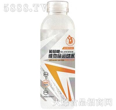 中沃维他命运动水葡萄糖500ml产品图