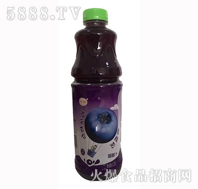 畅田蓝莓汁1250ml