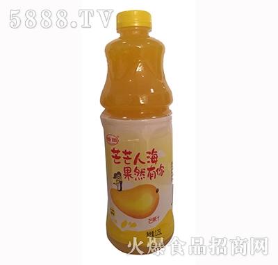 畅田芒果果汁1250ml