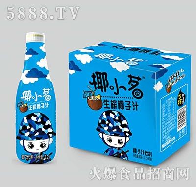 椰小茗生榨椰子汁饮料1.25Lx6瓶装