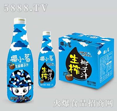 椰小茗生榨椰子汁1.25Lx6瓶