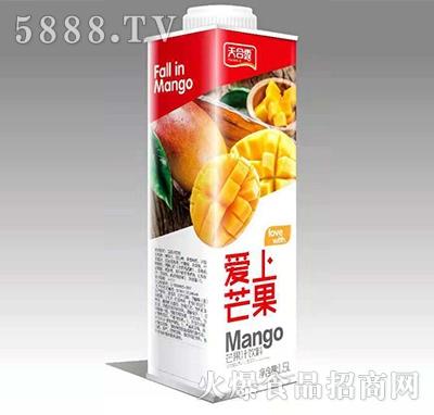 天合露爱上芒果芒果汁1Lx6