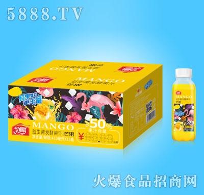 动鹏益生菌发酵芒果汁410mlX15