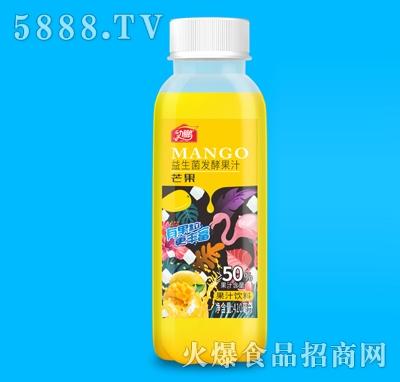 动鹏益生菌发酵芒果汁410ml