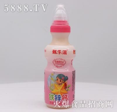 甄乐滋铁锌钙乳酸菌饮品200ml