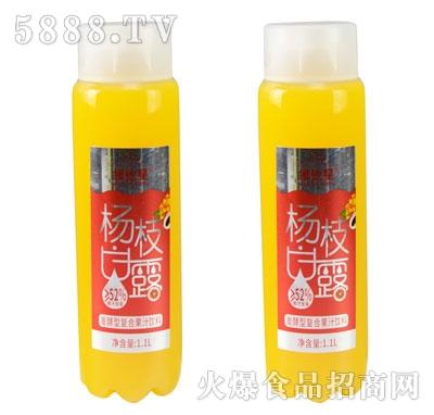 维他星杨枝甘露发酵型复合果汁饮料1.1L(杯)
