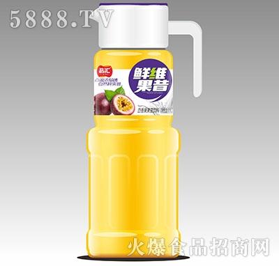 品汇鲜维百香果果昔饮料1.5L