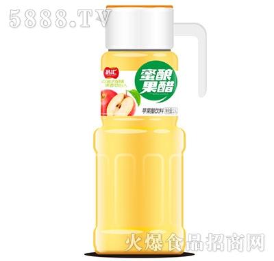 品汇苹果醋塑料手把1.5L