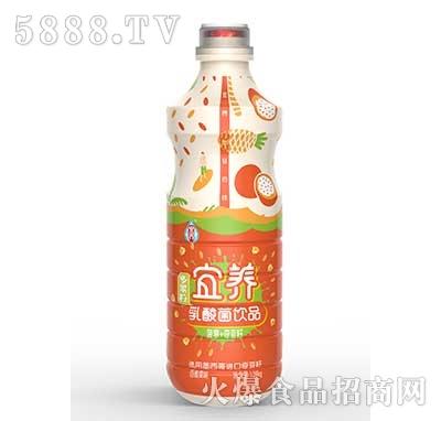 宜养多果粒乳酸菌饮品百香果味1.28kg