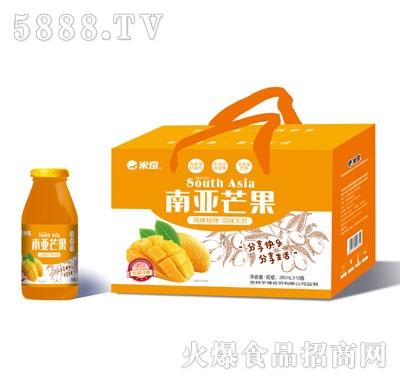 米奇南亚芒果复合果汁260mlX8瓶