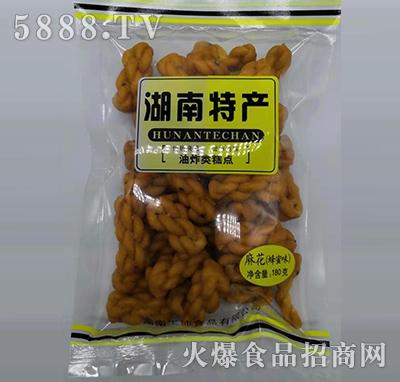 仟仟嘴湖南特产麻花蜂蜜味180g