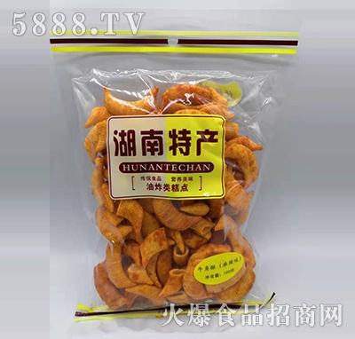 仟仟嘴湖南特产牛角酥麻辣味160g