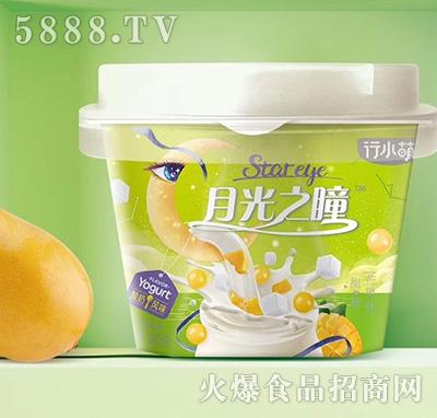 行小萌月光之瞳酸奶芒果味180克