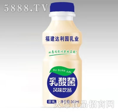 达利磨坊乳酸菌风味饮料