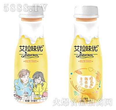艾拉味优乳酸菌饮料芒果味330ml