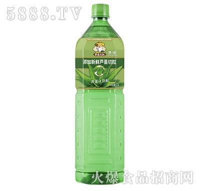 果园大叔芦荟果肉果汁1.5L产品图