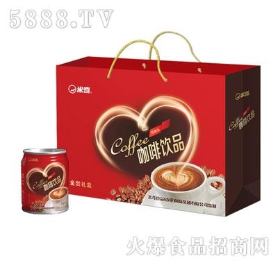 米奇咖啡饮品240ml×12罐