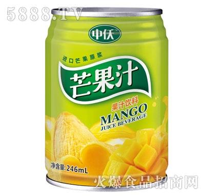 中�γ⒐�汁饮料246ml