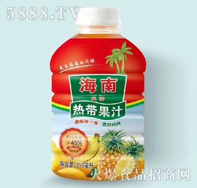中仸海南热带果汁350ml