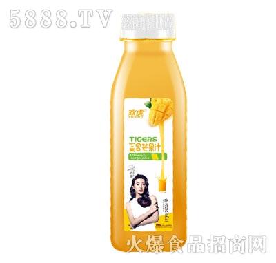 欢虎复合芒果汁380ml