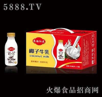 苏梅阳光椰子牛乳350ml×15瓶