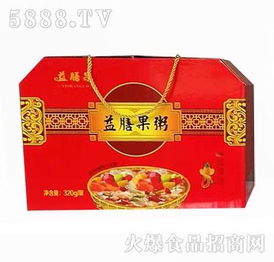 益膳果粥礼盒装320g罐产品图