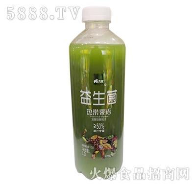 大象益生菌热带果语猕猴桃汁1.2L