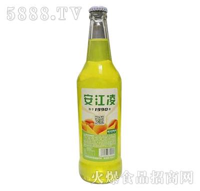 安江凌碳酸饮料500ml瓶装