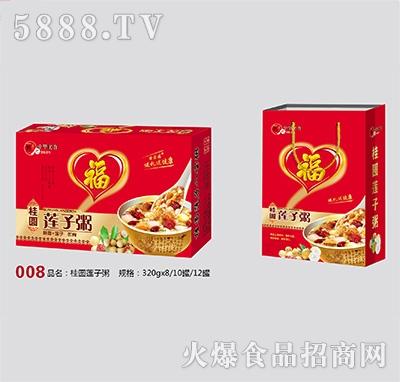 桂�A�子八��粥320gx8罐x10罐x12罐箱�b+�Y盒
