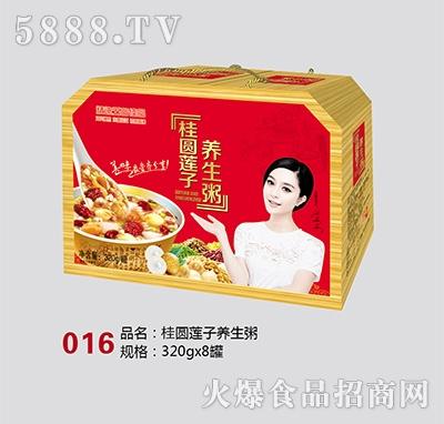 桂�A�子�B生粥320gx8罐