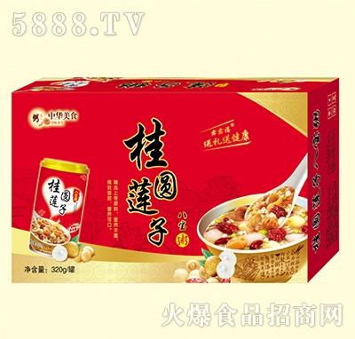 桂�A�子八��粥320g(箱�b)