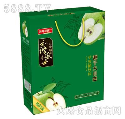 海升琴晖苹果醋