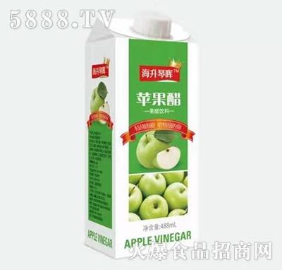 海升琴晖苹果醋488ml