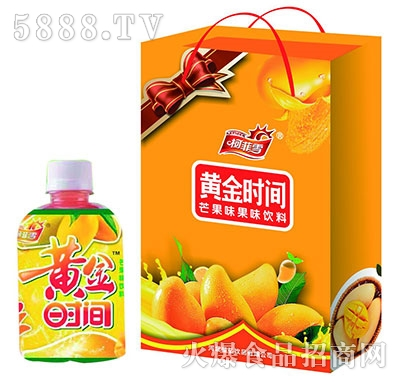 柯菲雪黄金时间芒果汁