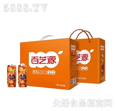 百芝源橙果乐橙复合果汁饮料330mlx10盒