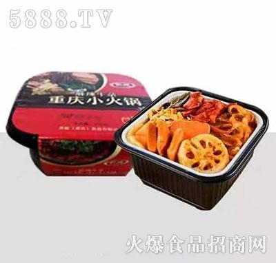 农庭麻辣牛杂重庆小火锅