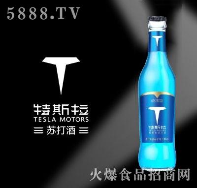 特斯拉臻品苏打酒诱惑型300ml