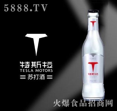 特斯拉臻品苏打酒300ml