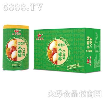 非常粥道中老年木糖醇八宝粥310gx10x12罐产品图