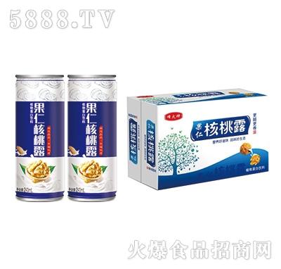 峰火神果仁核桃露植物蛋白饮料(两件装)
